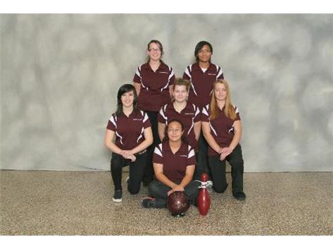2011-2012 Girls Varsity Bowling