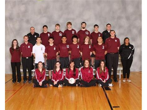 2012 Boys Varsity Volleyball