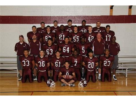 2012 Boys Varsity Football