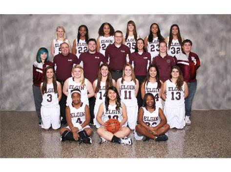 2012-2013 Girls Varsity Basketball