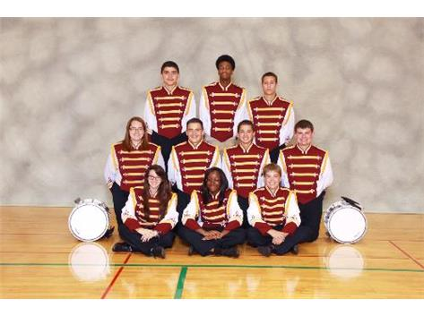 2013 Drum Line