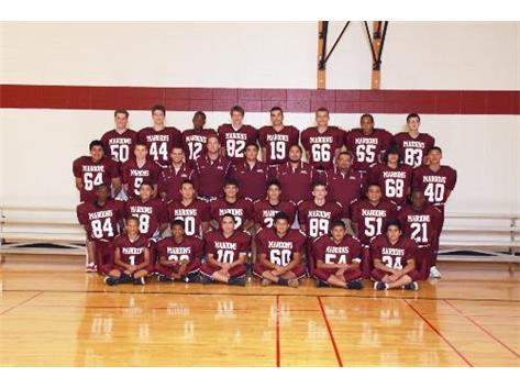 2013 Freshmen Football