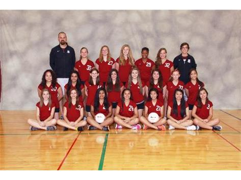2013 Girls Freshmen Volleyball