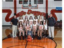 JV Girls Basketball Team