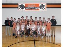 JV & V Wrestling Team