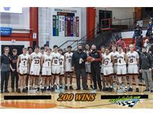 Coach T's 200th Win