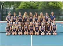 "<br> <font size=""4"">Girls Freshman Tennis Team</font> <br><br> <font size=""3"">( 2016 - 2017 )</font> <br><br><b>Fall</b>"