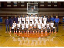 "<br> <font size=""4"">Boys Varsity Basketball Team</font> <br><br> <font size=""3"">( 2016 - 2017 )</font> <br><br><b>Winter</b>"