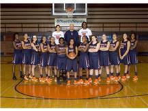 "<br> <font size=""4"">Girls Varsity Basketball Team</font> <br><br> <font size=""3"">( 2015 - 2016 )</font> <br><br><b>Winter</b>"