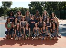 """<br> <font size=""""4"""">Girls Varsity Tennis Team</font> <br><br> <font size=""""3"""">( 2017 - 2018 )</font> <br><br><b>Fall</b>"""