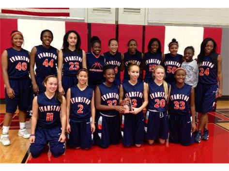 Varsity Girls Basketball Wins Deerfield Thanksgiving Tournament