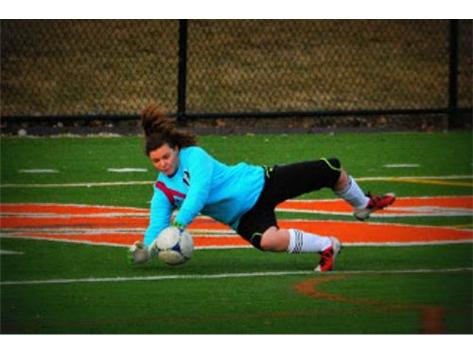 Girls soccer '14