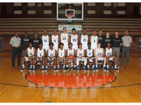 "<br> <font size=""4"">Boys Varsity Basketball Team</font> <br><br> <font size=""3"">( 2016 - 2017 )</font> <br><br><b>Winter</b>"