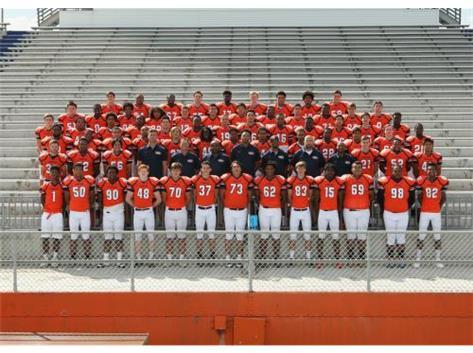 """<br> <font size=""""4"""">Boys Varsity Football Team</font> <br><br> <font size=""""3"""">( 2017 - 2018 )</font> <br><br><b>Fall</b>"""