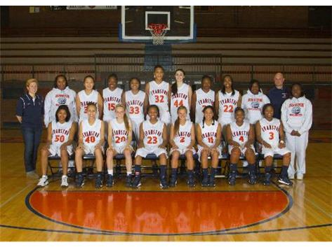 2012-13 Girls Basketball Wins the Central Suburban League-South title, IHSA Regionals, and IHSA Sectionals!