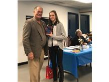 Coaches Award Recipient