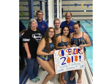 Senior Night Meet