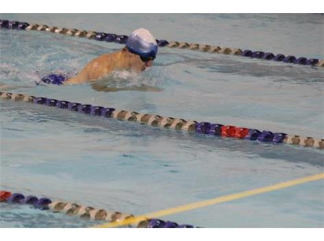 Conrad Breaststroke winning swim at IMSA