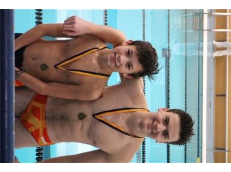 Conrad 1st Place BR with Patryk  5th Place at Leyden Invite along with another 50 FR win!