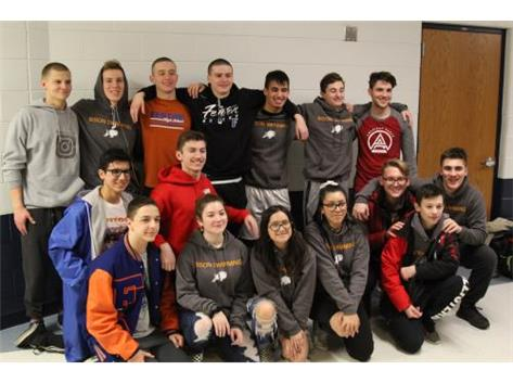 State Sectionals Team after 5th Place Team finish.