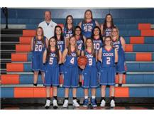 2017-2018 Sophomore Girls Basketball Team Head Coach: Andrew Freund