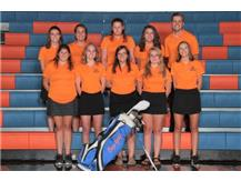 2018 GKHS Girls Golf  Head Coach: Kyle Carbone