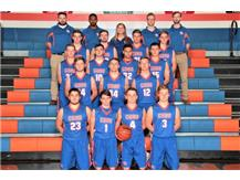 2018-2019 GKHS Varsity Boys Basketball Team Head Coach: Ethan Franklin - Asst. Coach: Monteil Johnson