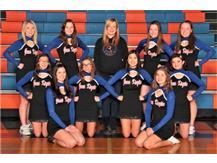 2019-2020 GKHS Varsity Dance Team Head Coach: Brittany Foster