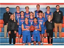 2019-2020 GKHS JV Boys Basketball Team Head Coach: David Baumann