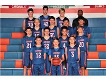 2019-2020 GKHS FS Boys Basketball Team Head Coach: Monteil Johnson