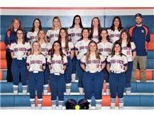 2019-2020 GKHS Varsity Softball Team Head Coach: Erica Swan - Asst. Coach: Tyler Oprins