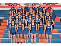 2019-2020 Girls Track & Field Team Head Coach: Barry Schmidt - Asst. Coaches: Ben Owen, Danny Russell, Brianna Kramer, Cam Davekos, Randy Joos