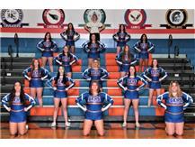2020-2021 GKHS Varsity Cheerleading Head Coach: Emily Schiro