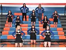 2020-2021 GKHS Varsity Dance Team Head Coach: Brittany Foster