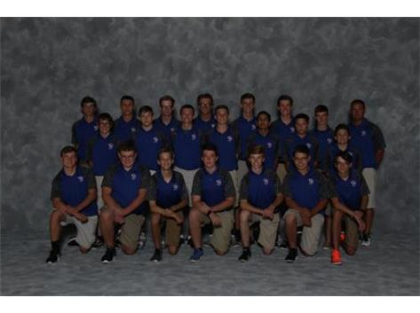2017 GKHS Boys Golf  Head Coach: Mike Lauer