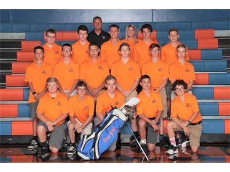 2018 GKHS Boys Golf  Head Coach: Mike Lauer