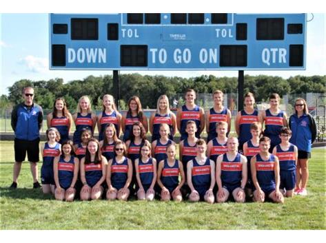 2019 GKHS Varsity Cross Country  Boys Coach: Tiffany Thurlby Girls Coach: Ben Owen
