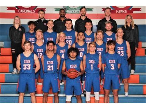 2019-2020 GKHS Varsity Boys Basketball Team Head Coach: Ethan Franklin
