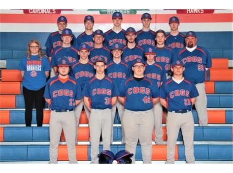 2019-2020 GKHS Varsity Baseball Team Head Coach: Roger Butler - Asst. Coach: Scott Franson