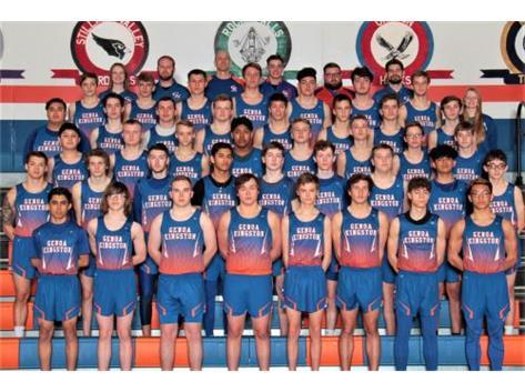 2019-2020 GKHS Boys Track & Field Team Head Coach: Cam Davekos - Asst. Coaches: Ben Owen, Danny Russell, Brianna Kramer, Barry Schmidt, Randy Joos