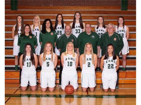 2017-18 Girls Varsity Basketball