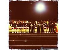 Varsity Cheerleaders Lineup