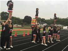 2015 Cheer vs. Willowbrook