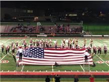 2015 Remembering 9/11 (Flag Display)