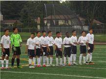 2015 Boys Soccer World Cup Lineup