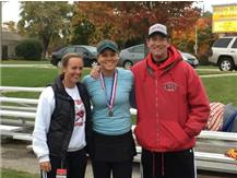 Congrats to Kolie Allen, 5th Place Medalist at the IHSA State Final for girls tennis.