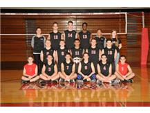 2016 Boys Volleyball - JV