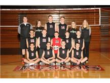 2016 Boys Volleyball - Freshmen A