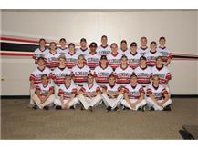 2016 Baseball Varsity Team