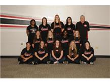 2016 Varsity Softball Team